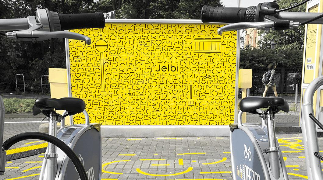 Jelbi Mobility Hub, Berlin