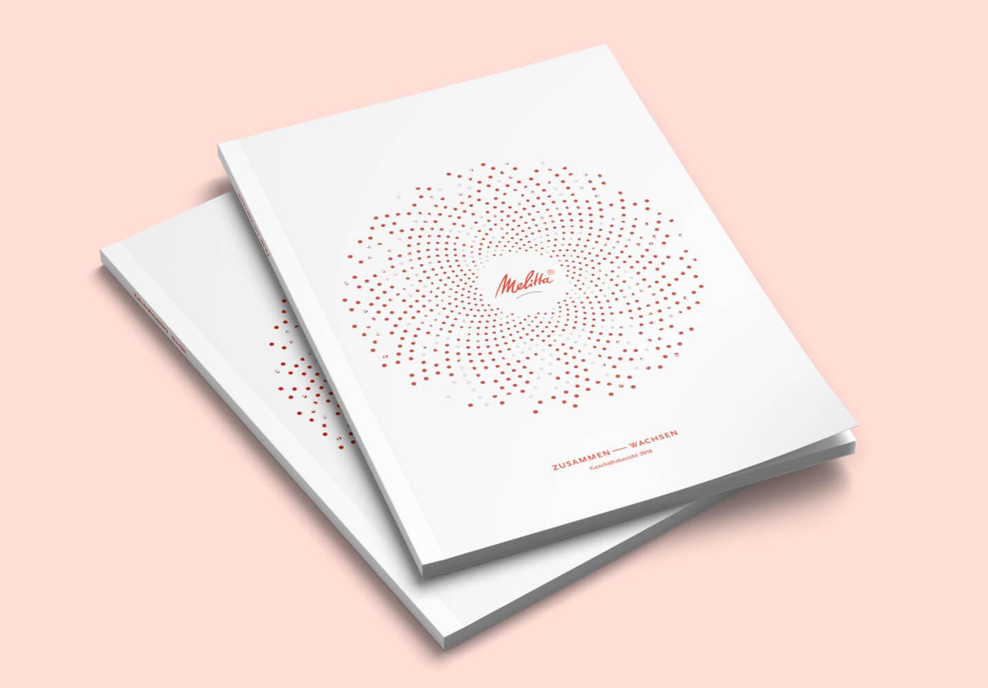 Melitta Geschaeftsbericht 2016 Cover