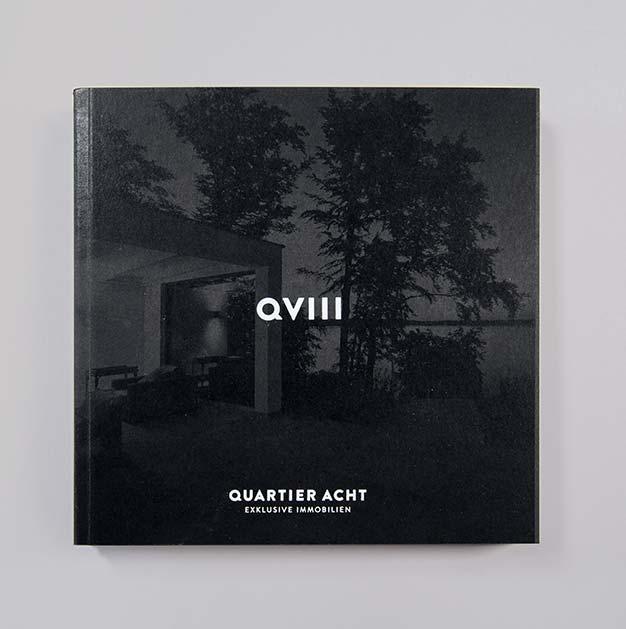 Quartier Acht Booklet Cover