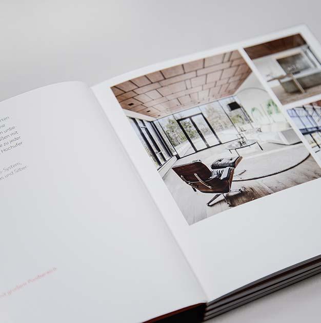 Quartier Acht Booklet Innenseiten