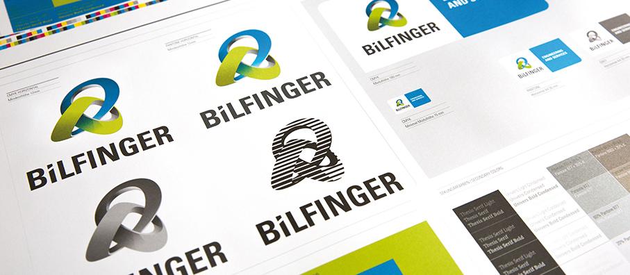 Bilfinger Logo Varianten