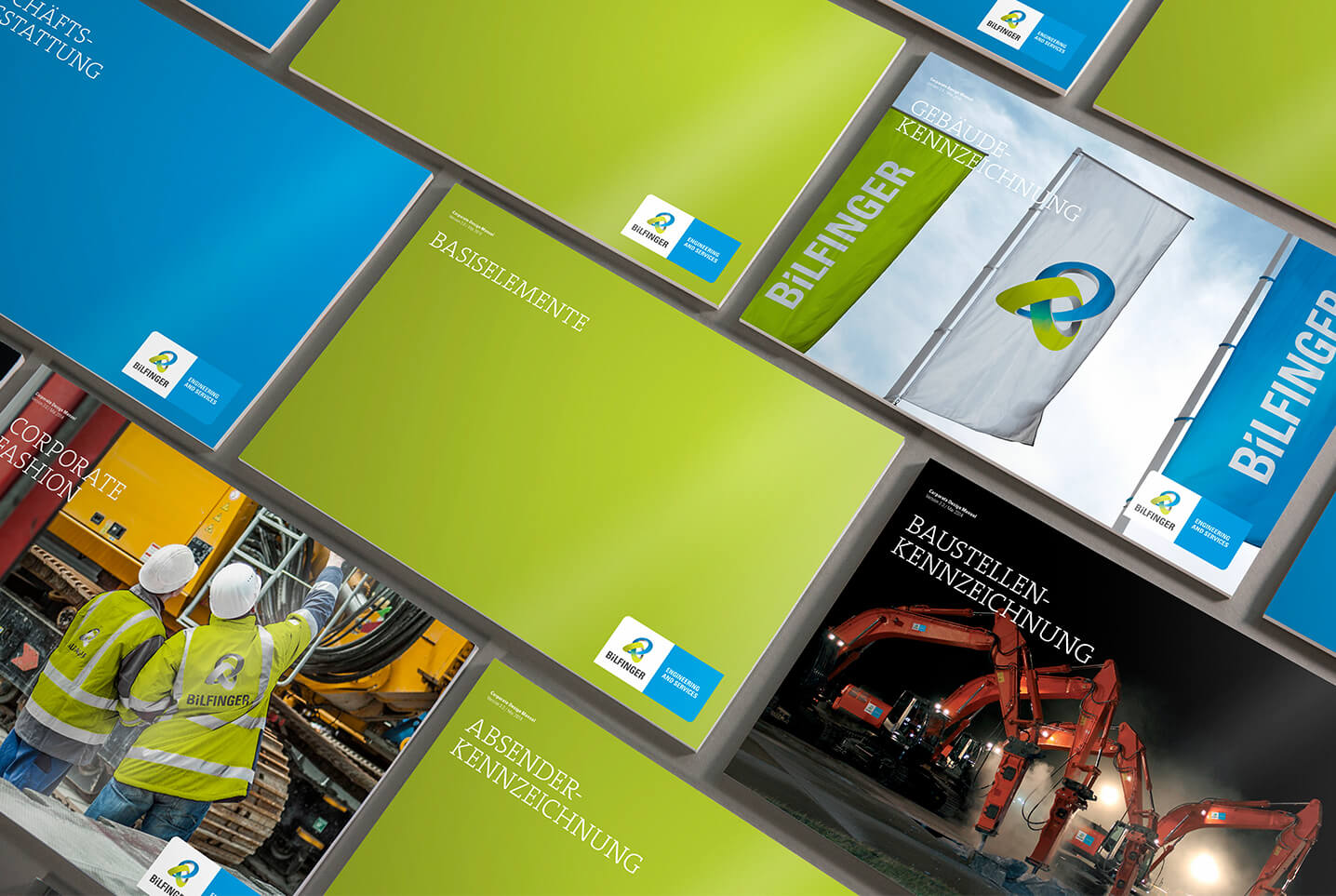 Bilfinger Corporate Design