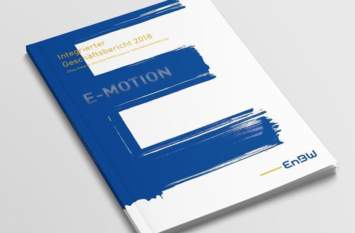 EnBW Geschäftsbericht