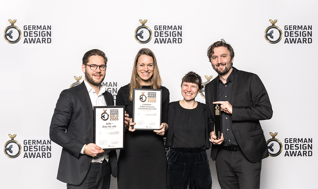 German Design Award Preisverleihung