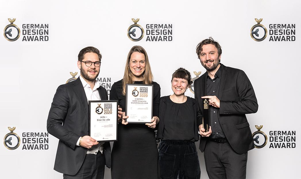 German Design Award Preisverleihung