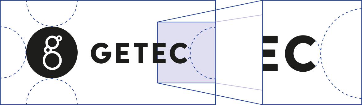 GETEC Logo Build