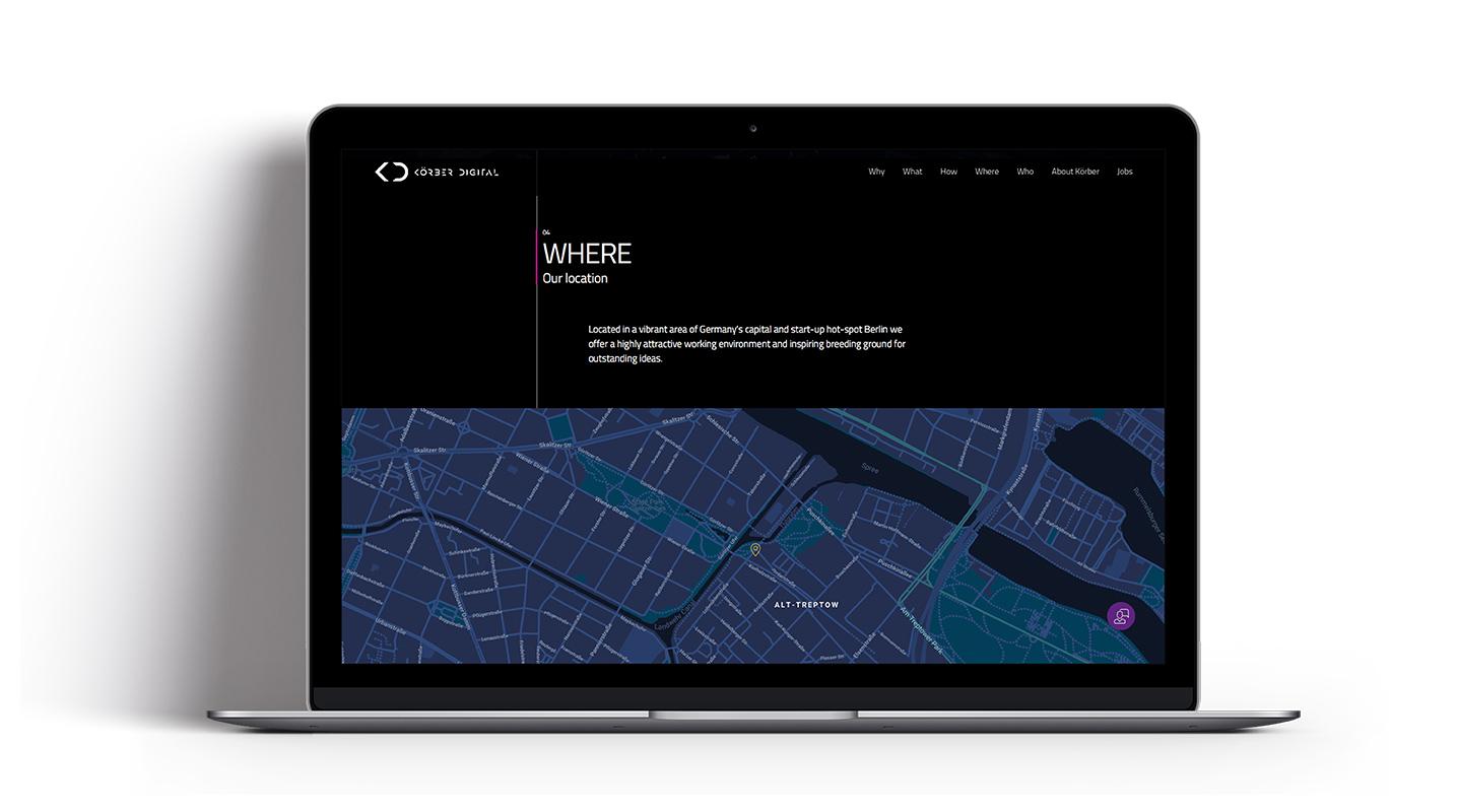 Koerber Digital Website 4