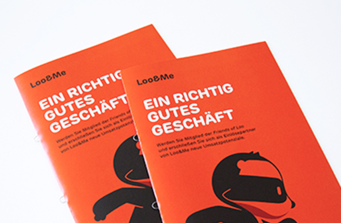 Loo&Me Broschüre Cover