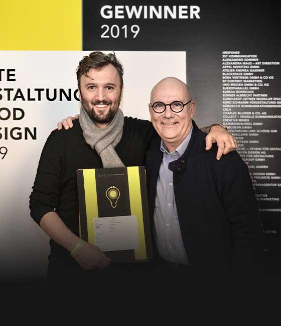 DDC Award »Gute Gestaltung 2019« für die Jelbi Brand Identity