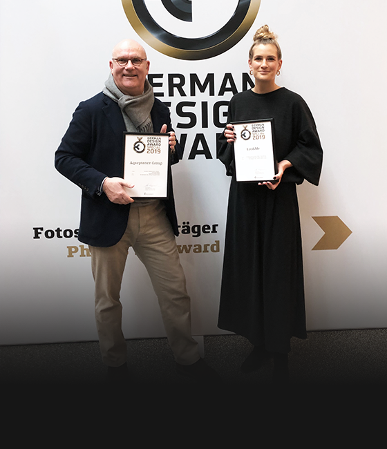 So Proud! German Design Award 2019 Verleihung in Frankurt am Main