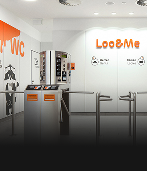 Loo&Me – ein Toilettenkonzept mit Entertainment-Faktor