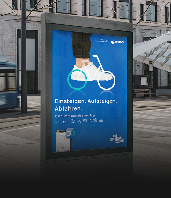 Let's GO! Truffle Bay bringt Münchens neue Mobilitäts-App in Form.