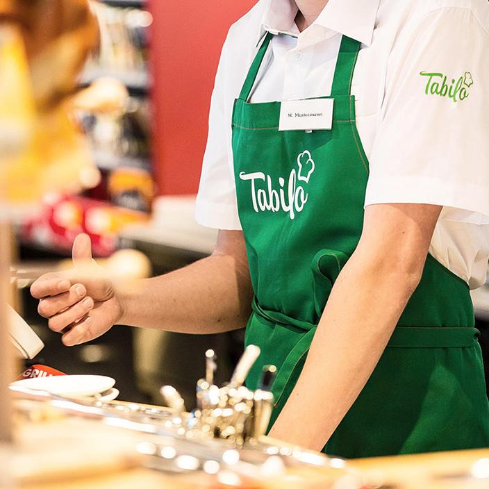 Tabilo Mitarbeiter und Corporate Fashin