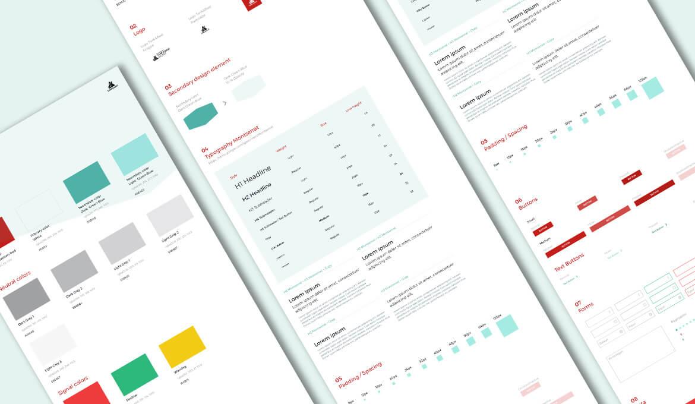 Tank und Rast Raststaetten.de UI Kit 1