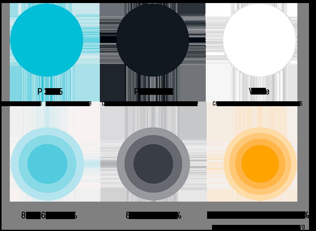 Vincotech Farbspektrum