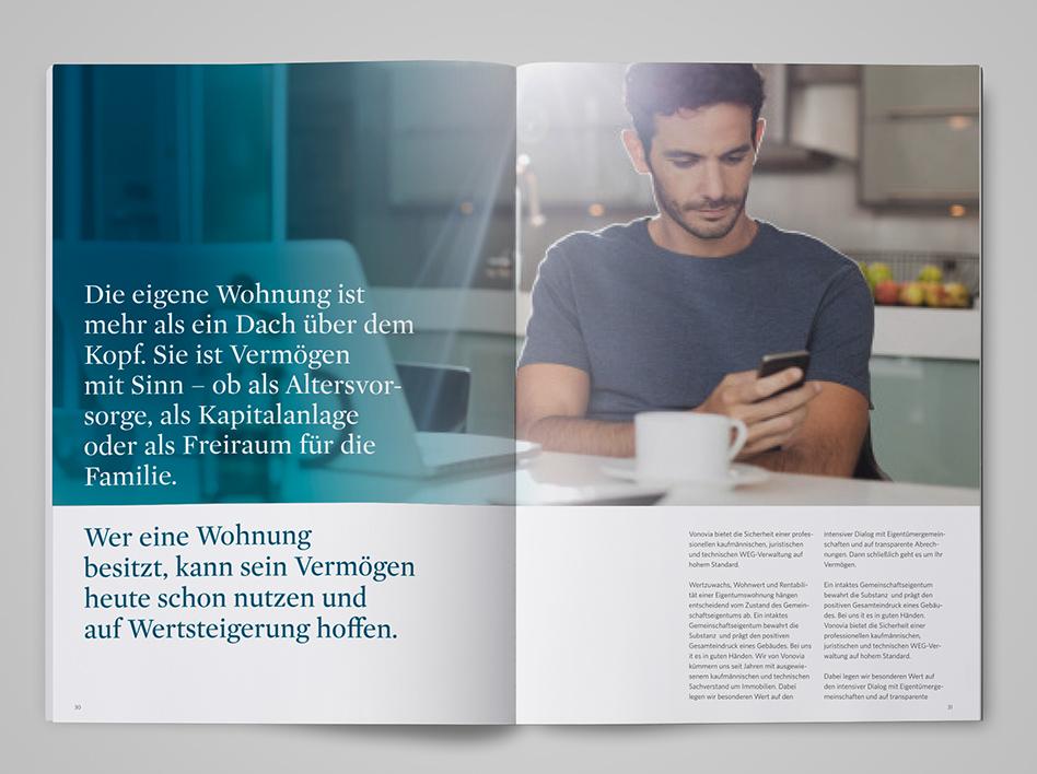 Vonovia Anwendung Magazin, Innenseite 01